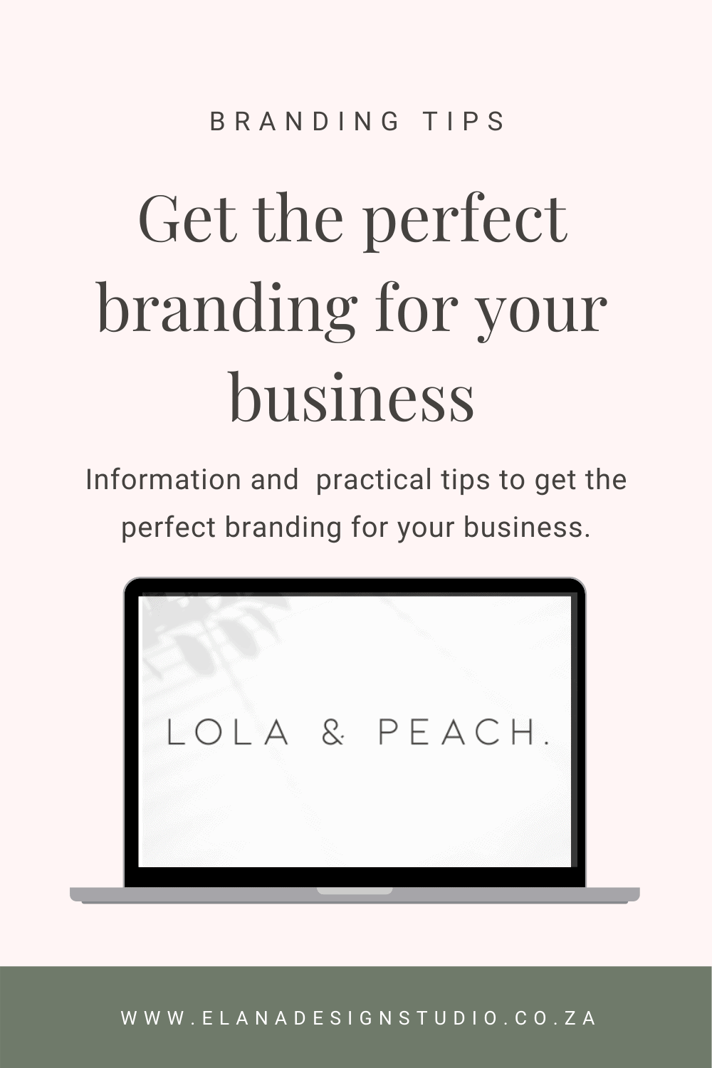Get the perfect branding for your business