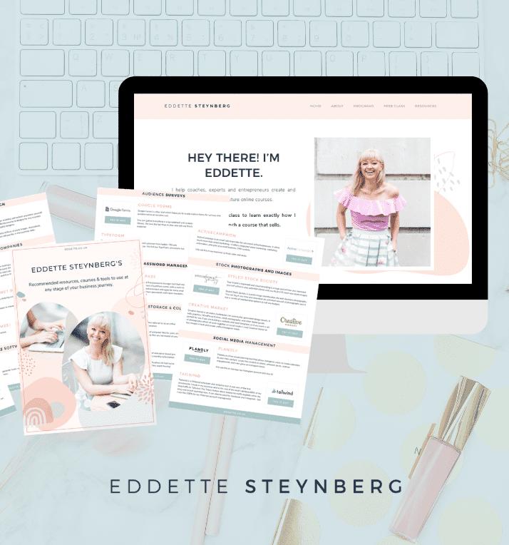 Eddette.co.uk – Eddette Steynberg